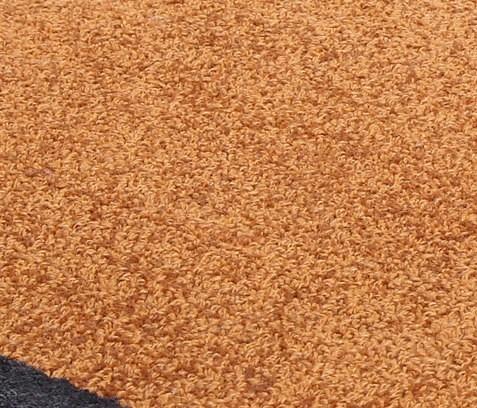 Mokaine burn tochre, 200x300cm