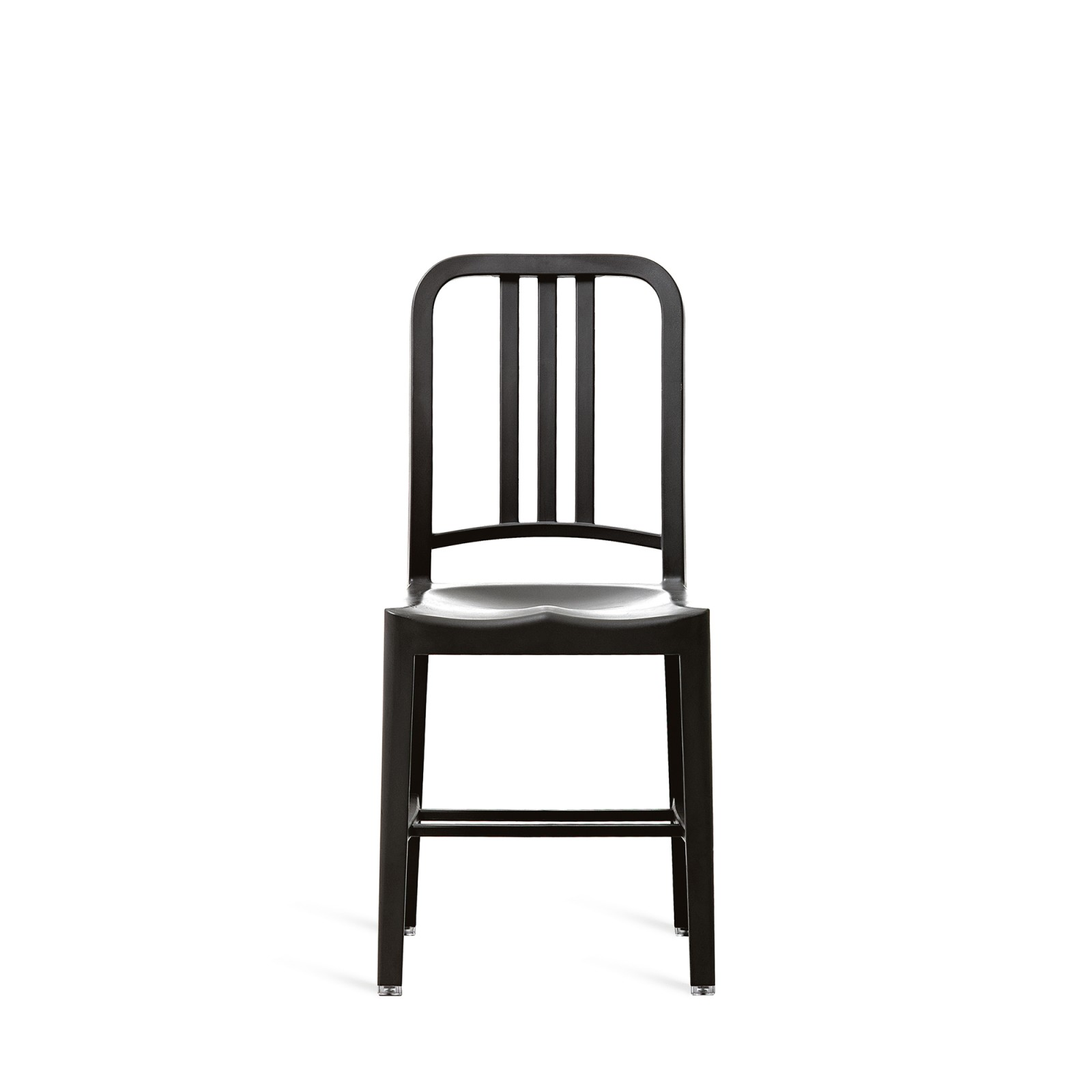 111 Navy Dining Chair - Set of 2 Charcoal