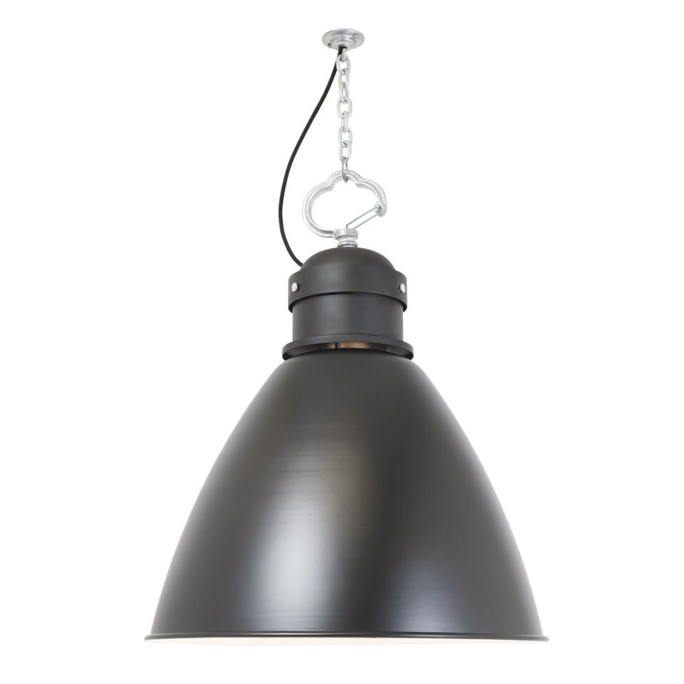 7380 Pendant Light Black, Large