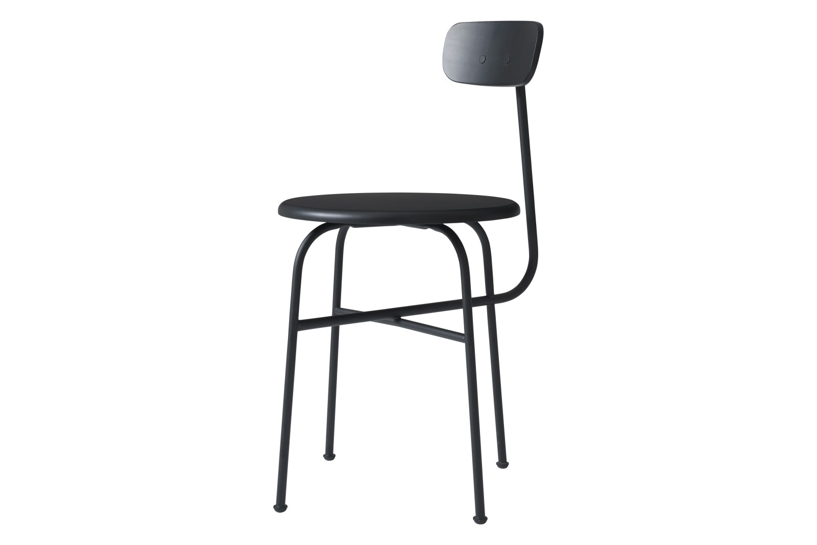 Afteroom Dining Chair 4 Black