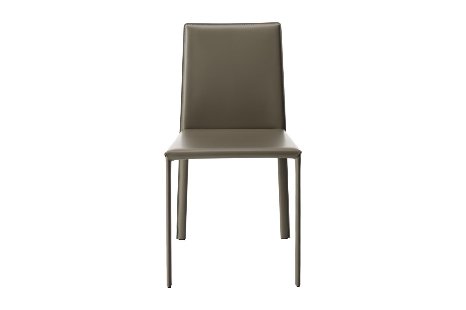 Aida Dining Chair Dark Brown