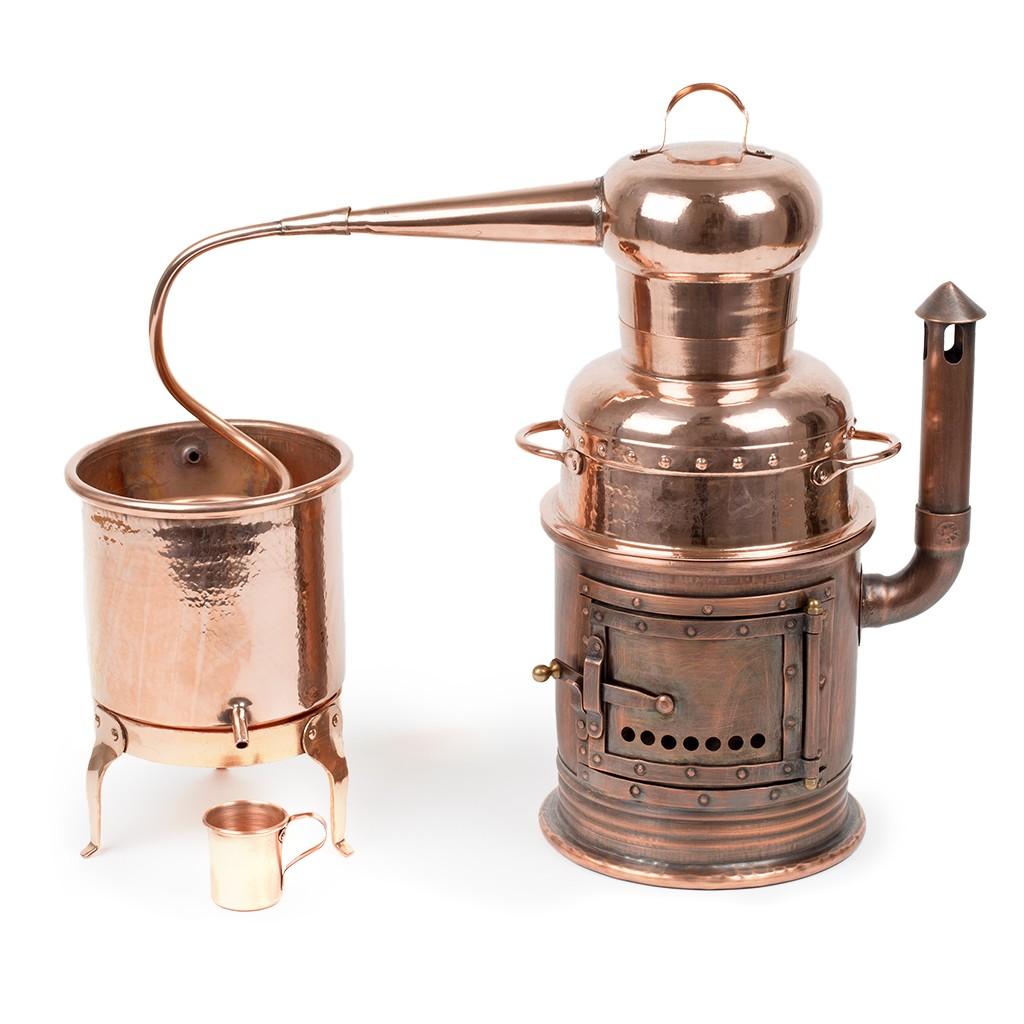 Alembic Distillation Instrument 5 Liter