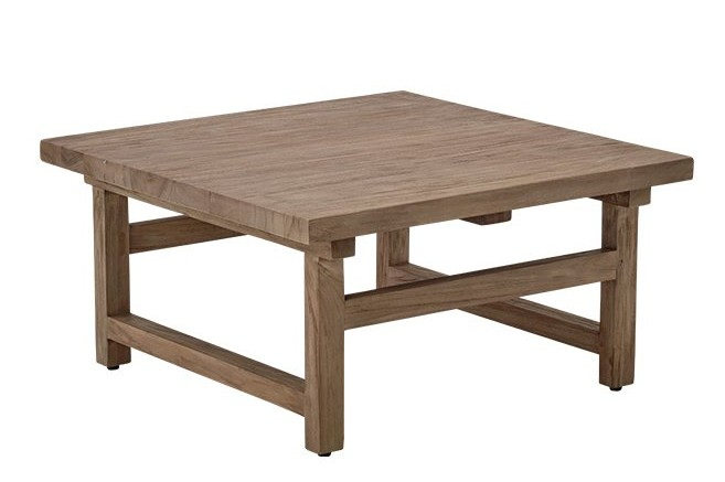 Alfred Side Table 80cm 80 x 80 x 40