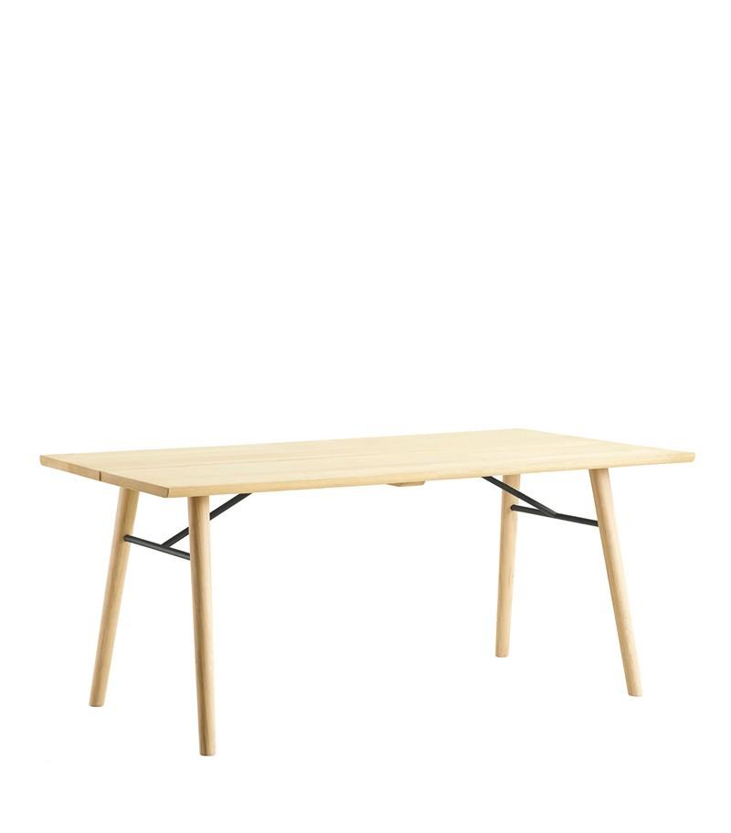 Alley Dining Table Oak, Oak, 205