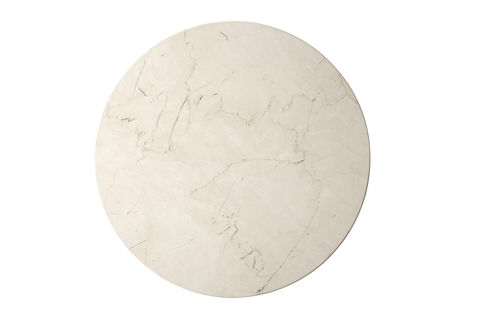 Androgyne Table Top Marble Ivory