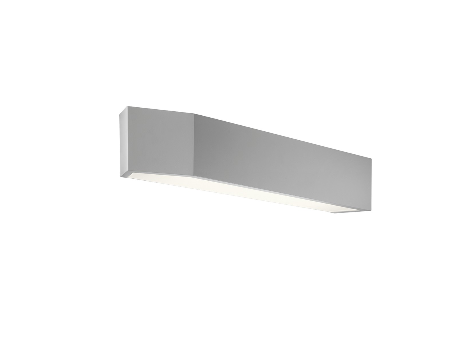 AP Shatter LED wall light White