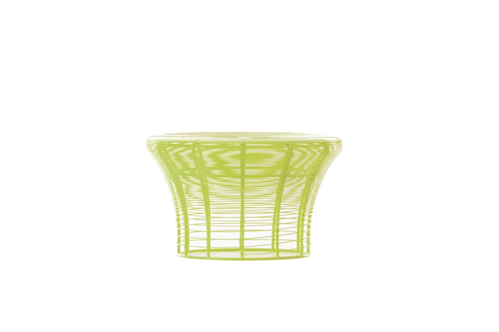 Aram Low Stool Pistachio