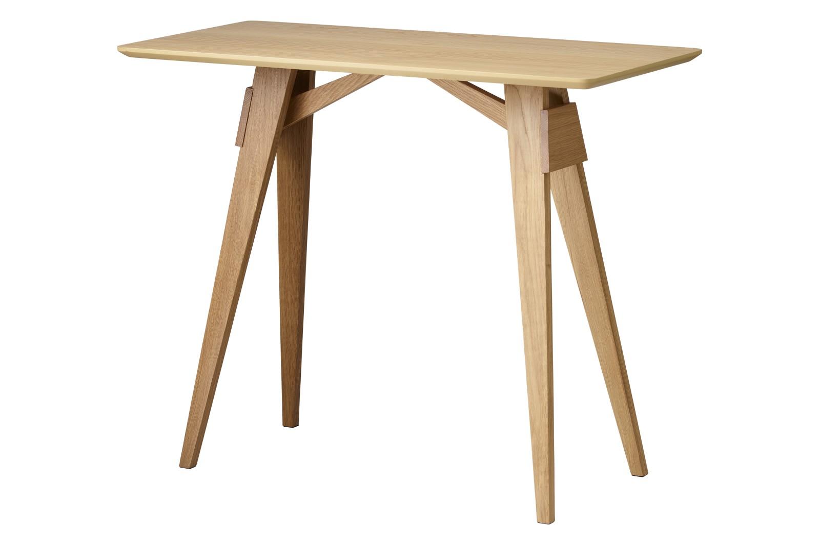 Arco Side Table Oak