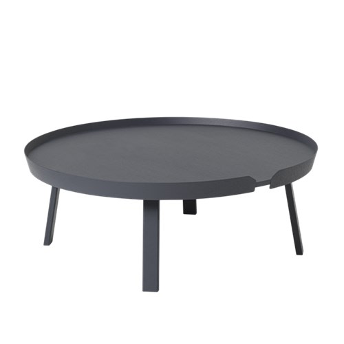 Around Extra Large Coffee Table Anthracite