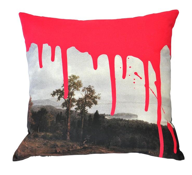 Artistic Cushion Artistic Cushion Pink