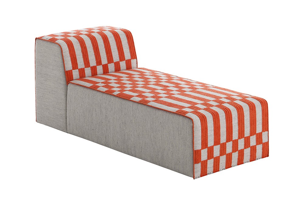 Bandas Chaiselongue B Orange
