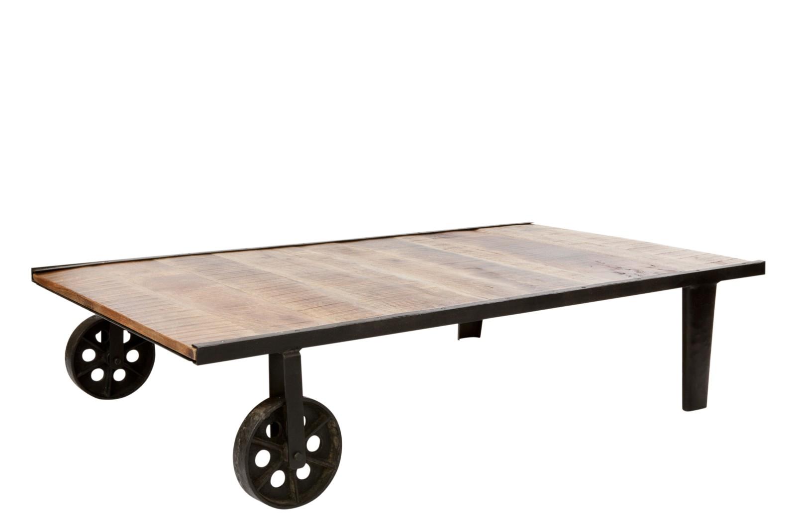 Barro Coffee Table