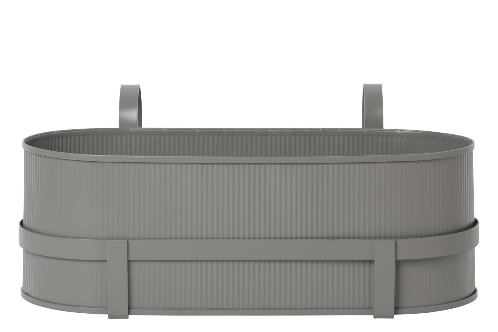 Bau Balcony Box Bau Balcony Box - Warm Grey