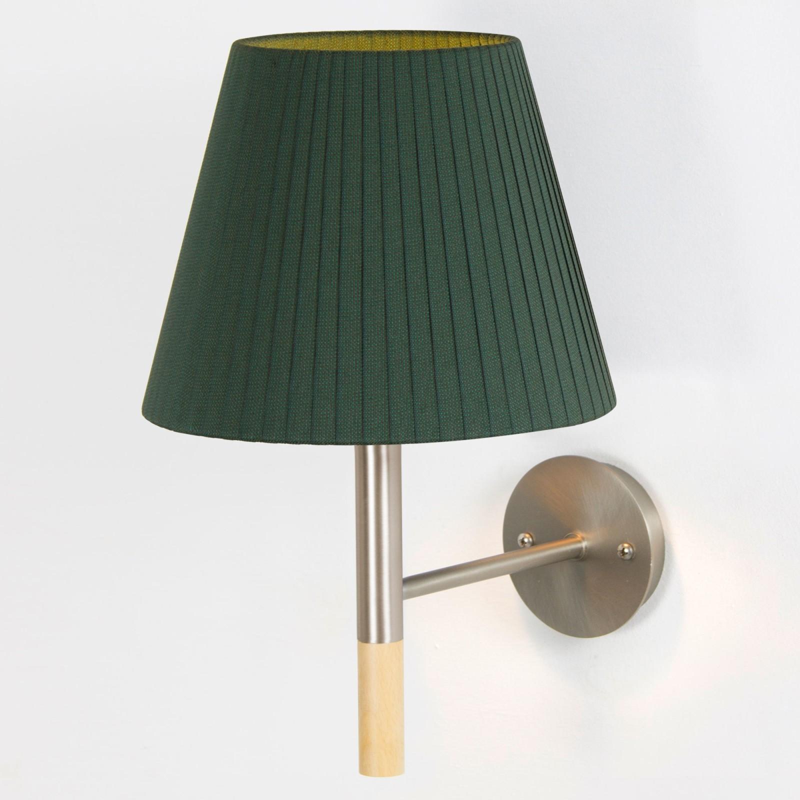BC2 Wall Lamp Green Raw Color ribbon