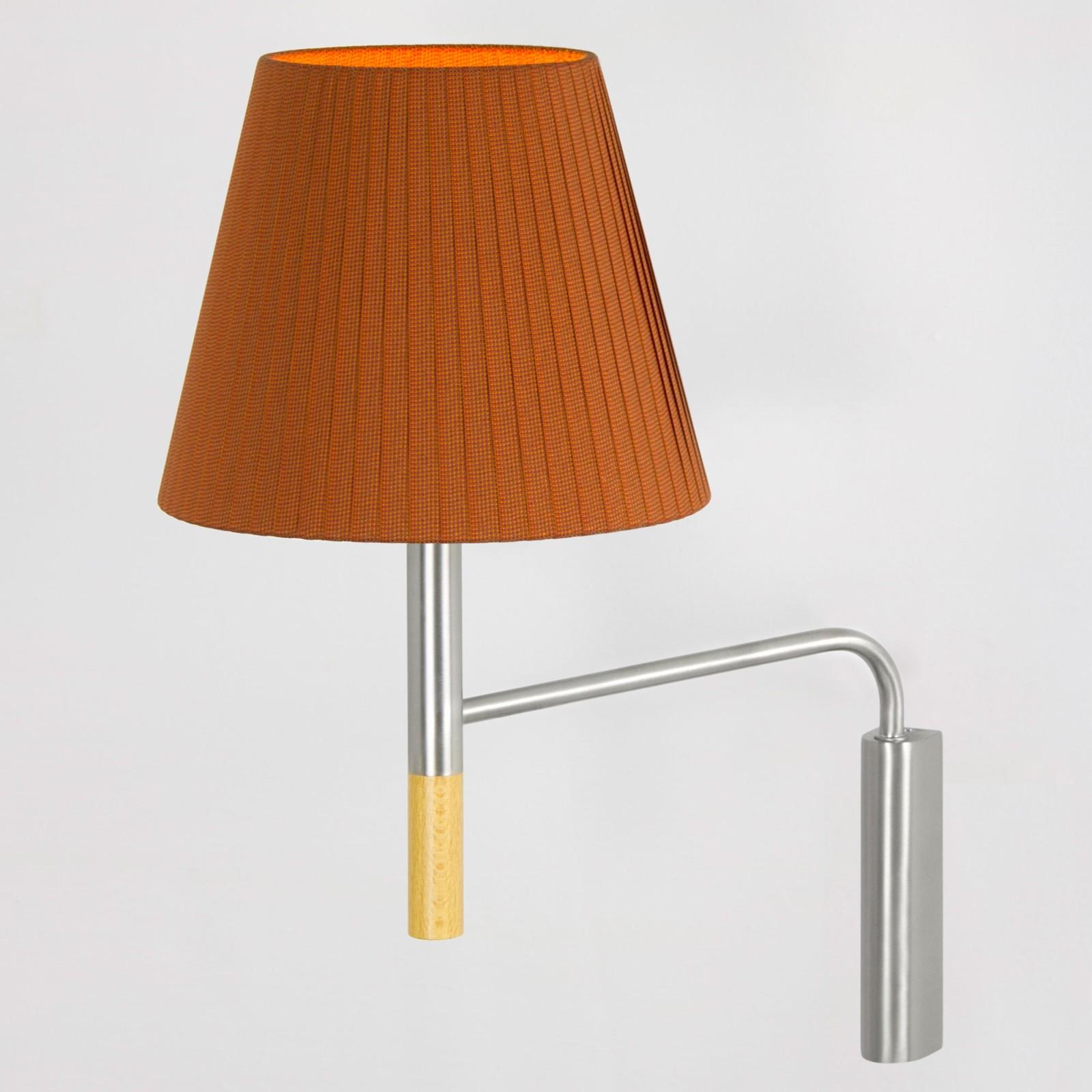 BC3 Wall Lamp Terracotta Raw Color ribbon