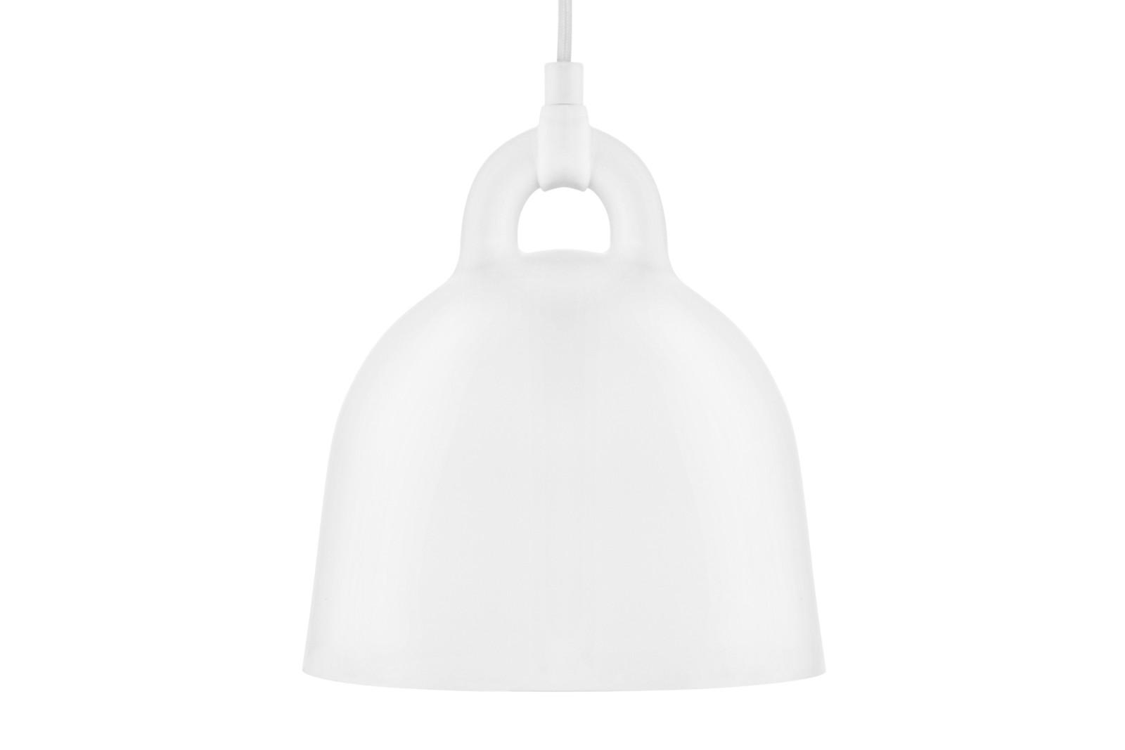 Bell Pendant Light White, X-Small