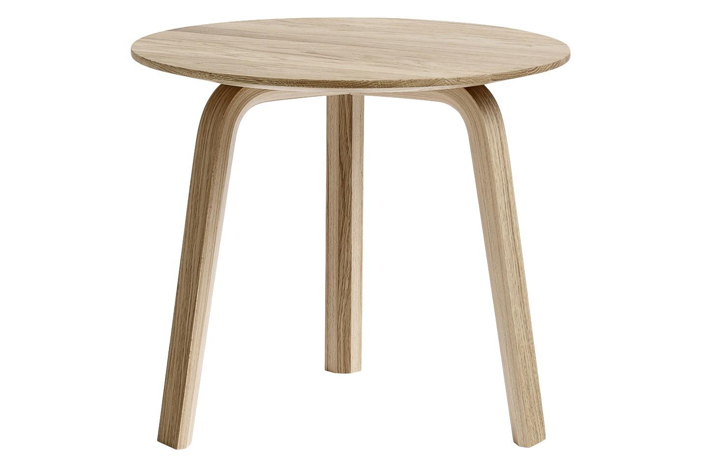 Bella D45 x H39 Coffee Table Wood Matt Oak