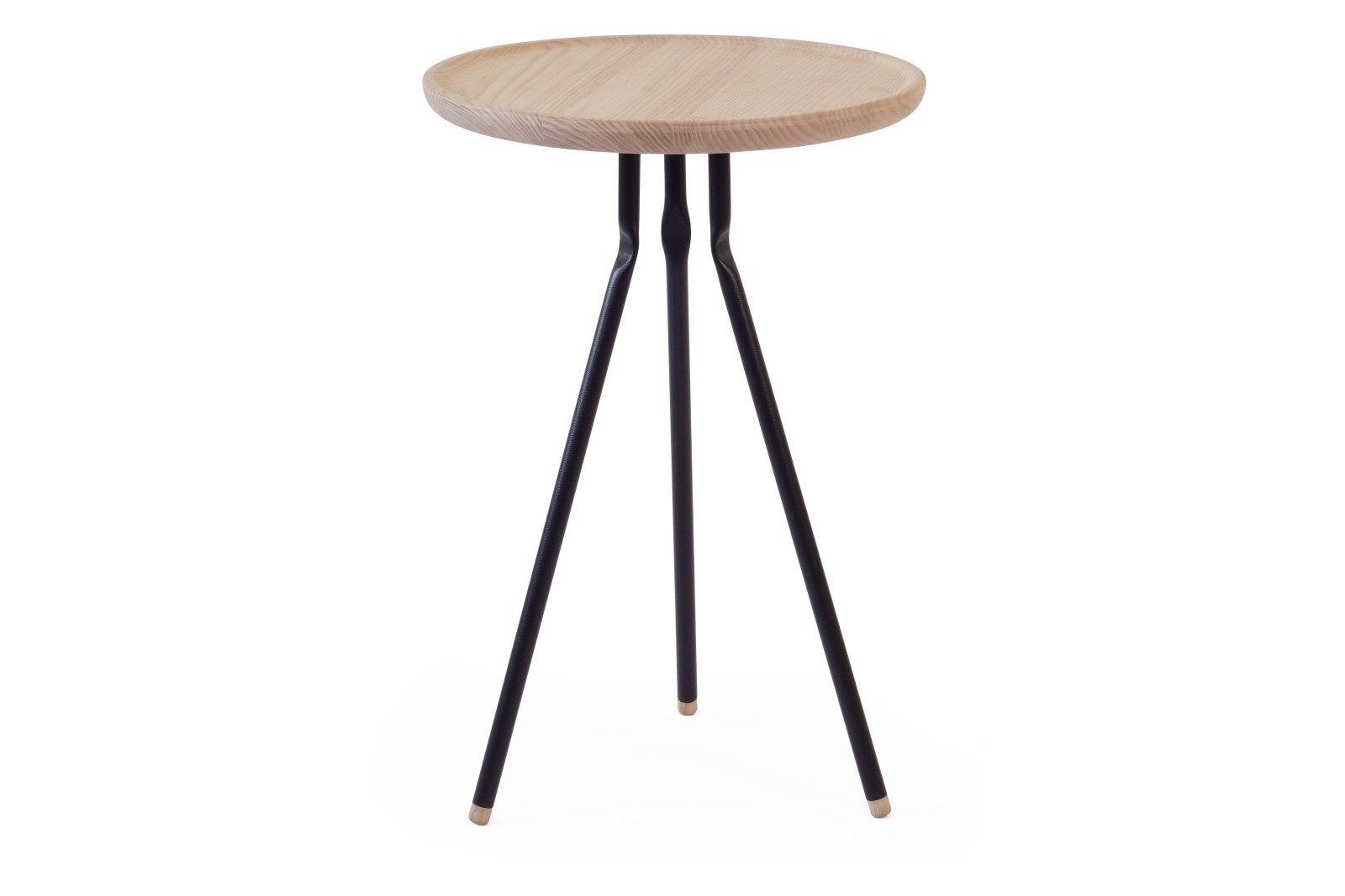 Bend Side Table Side Table Ash