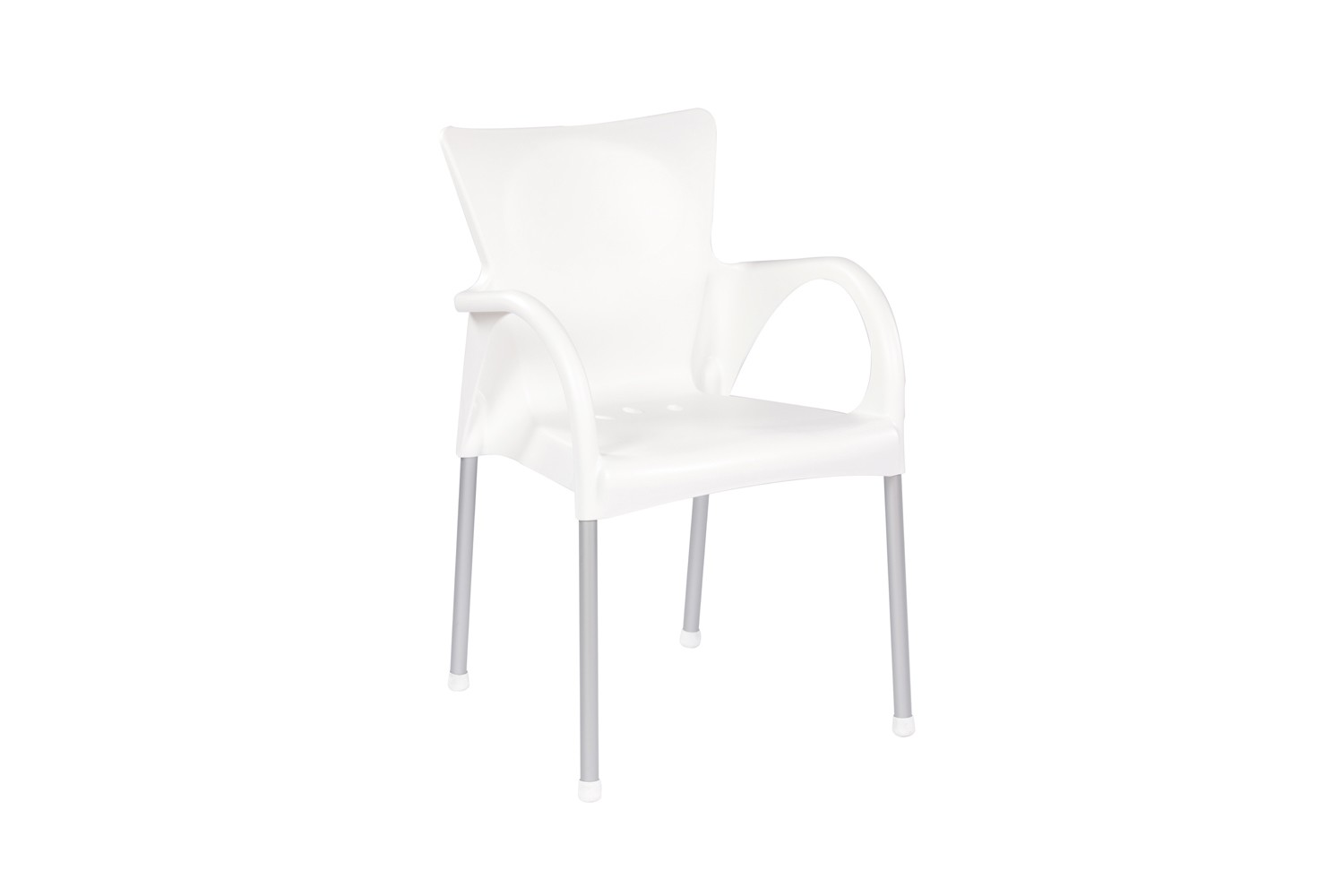 Beverly Armchair Set of 12 00 White