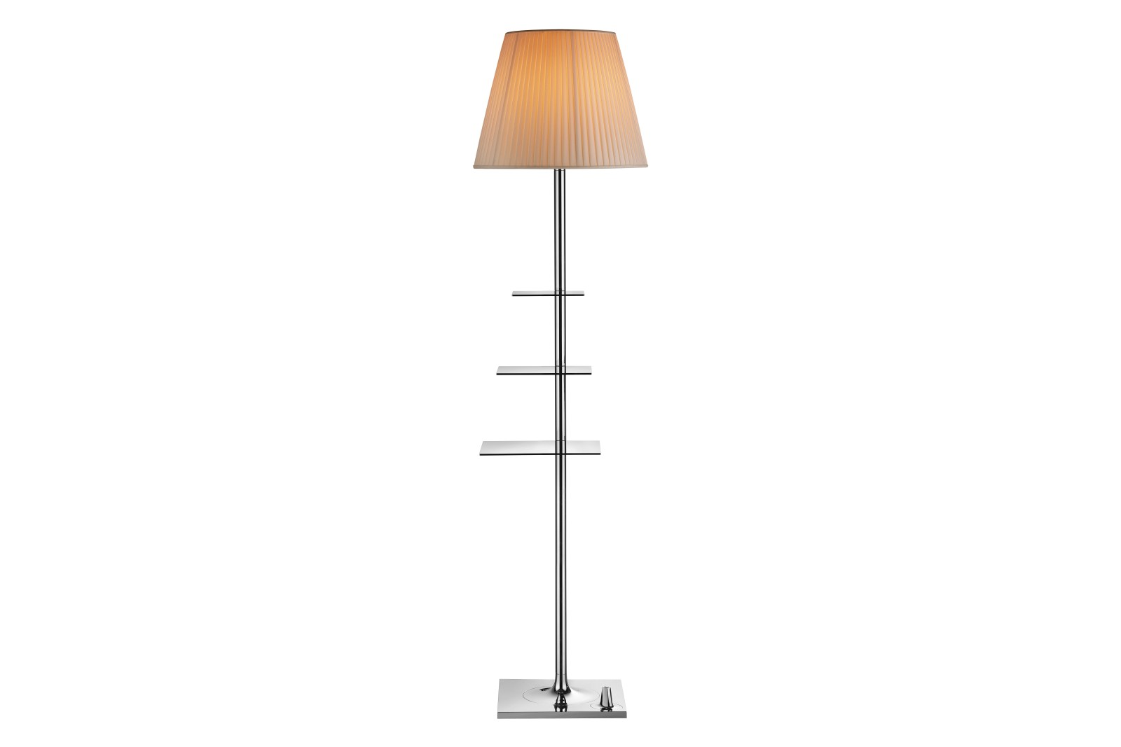 Bibliotheque Nationale Floor Lamp PVC Fabric