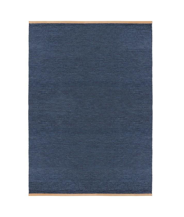 Björk Rectangular Rug Blue, 170×240 cm