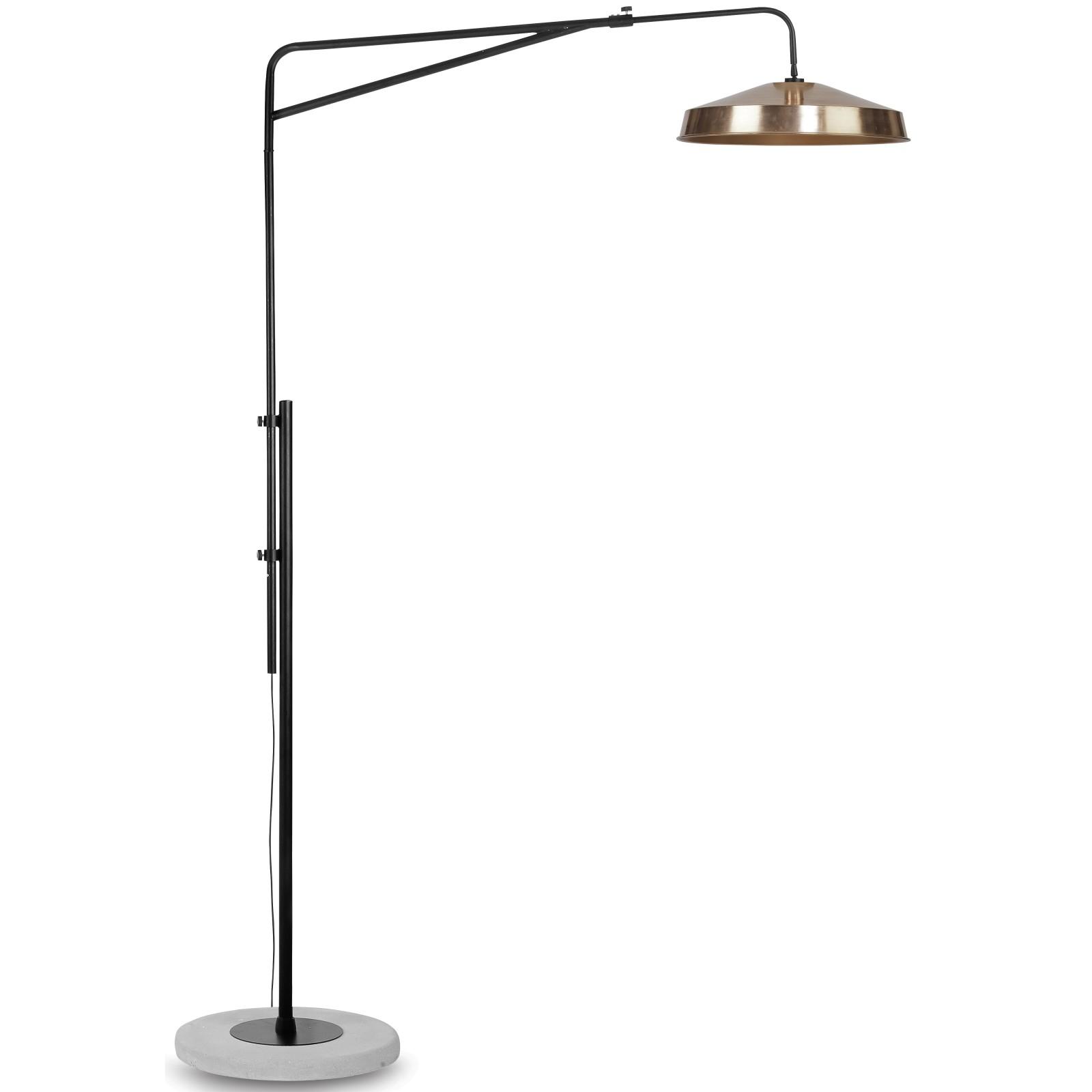 Brighton floor lamp Brighton floor lamp - Copper shade