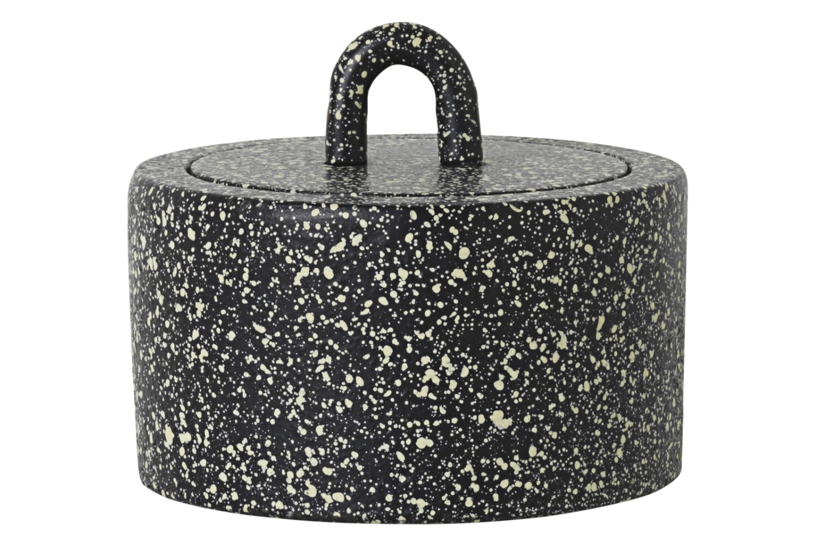 Buckle Jar - Set of 4 Spotted
