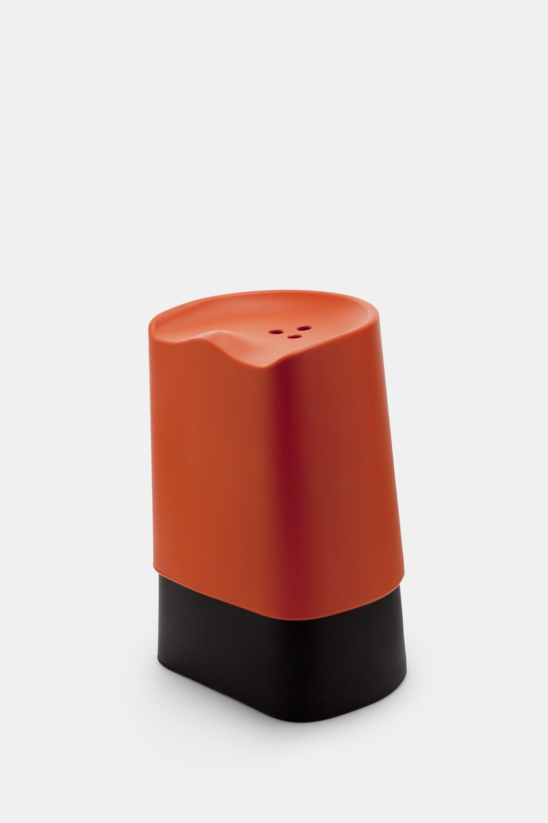 Butt Stackable Stool Orange