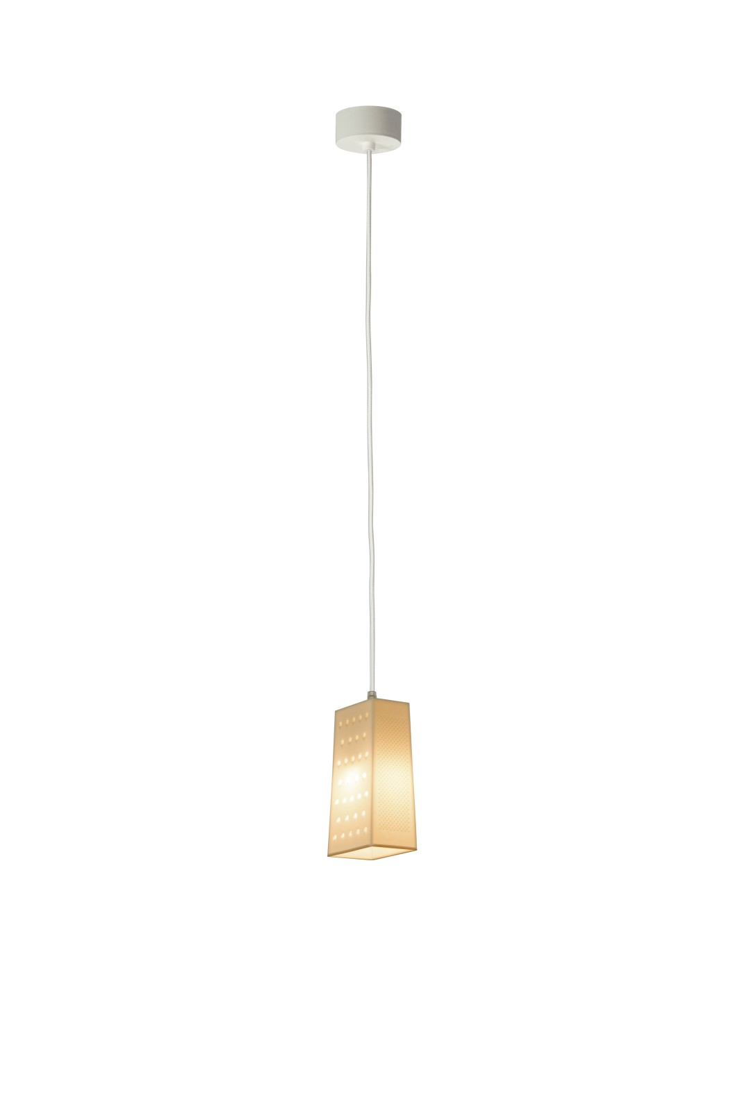 Cacio and Pepe S Pendant Light Neutral, White