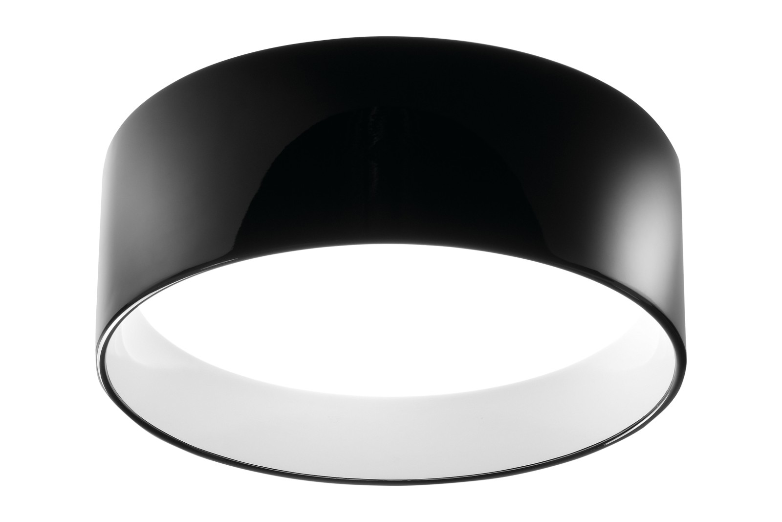 Cala PF/56 Ceiling Light Black Brilliant Lacquer-Yes