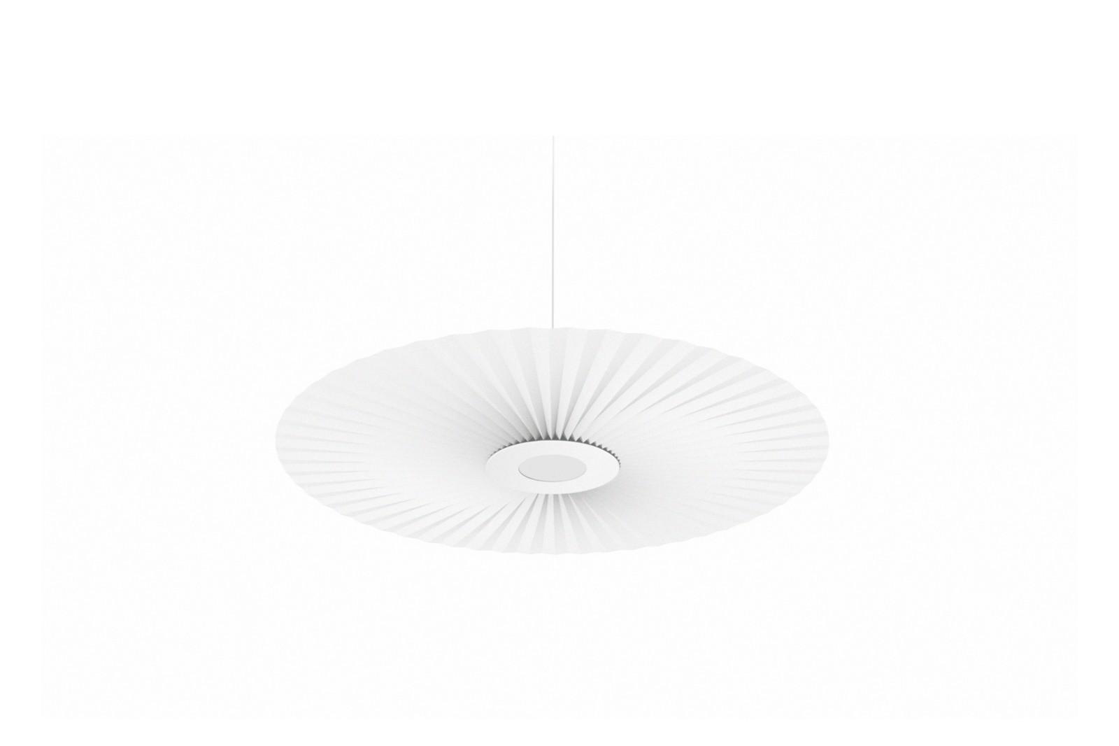 Carmen Pendant Light White, Large