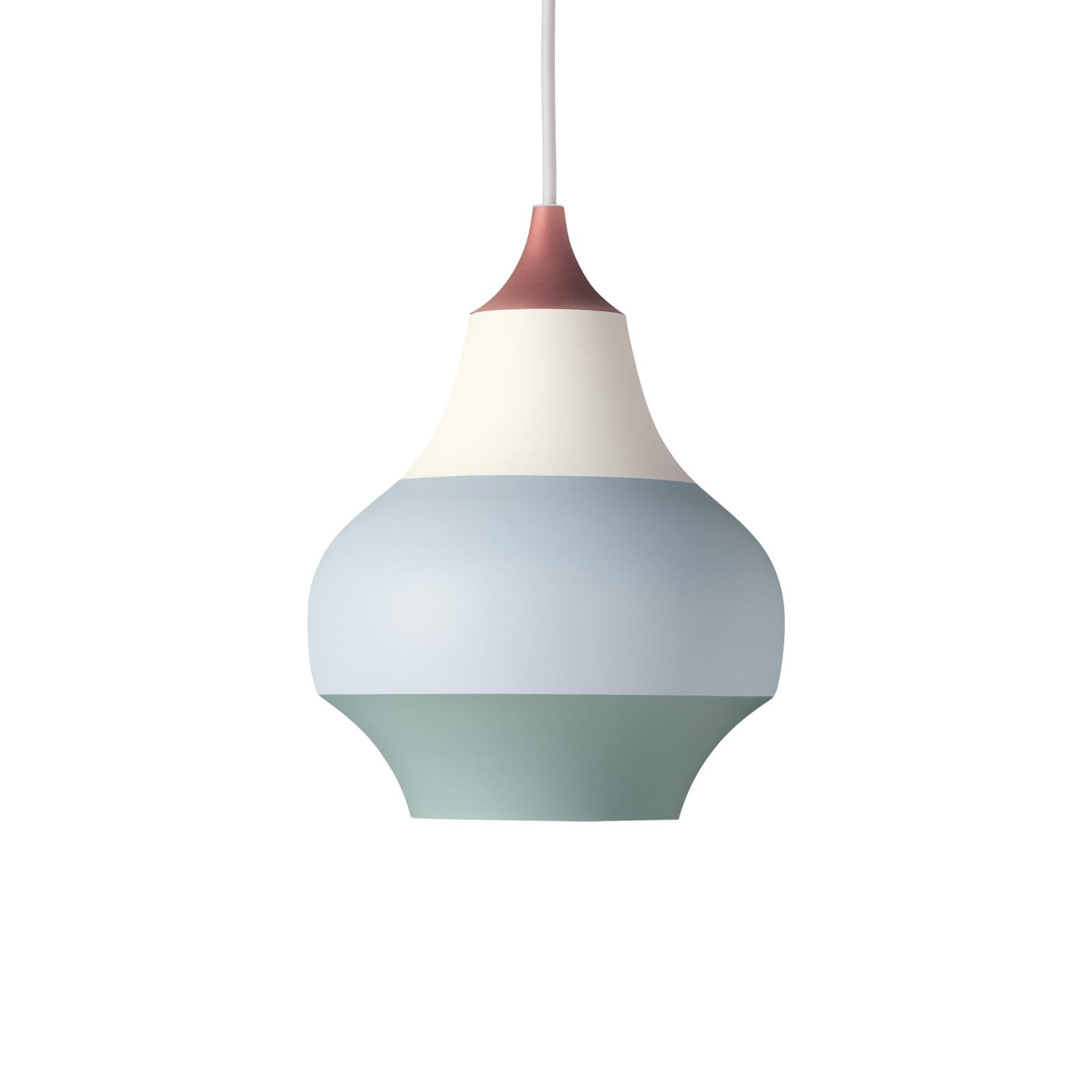Cirque Pendant Light Copper Top, 15