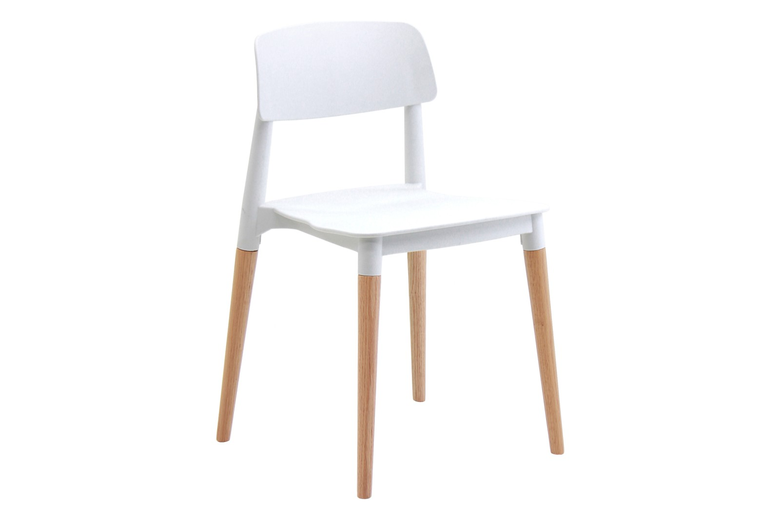 Cleo Chair White