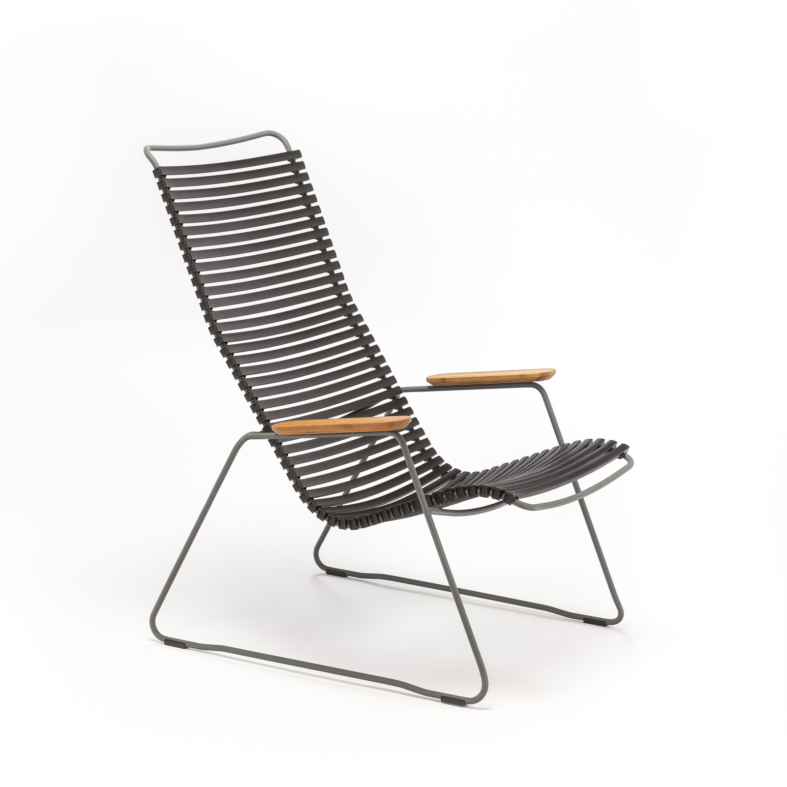 Click Lounge Chair Black