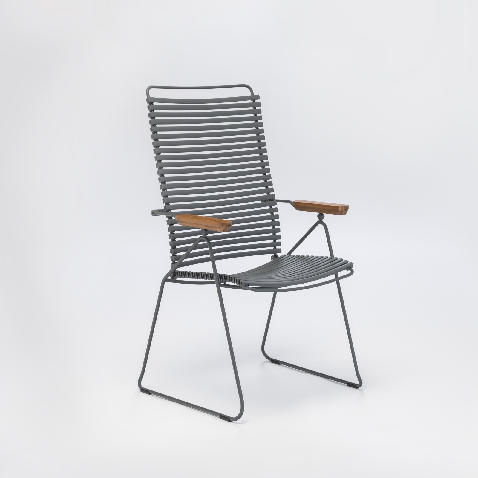Click Position Chair Dark Grey