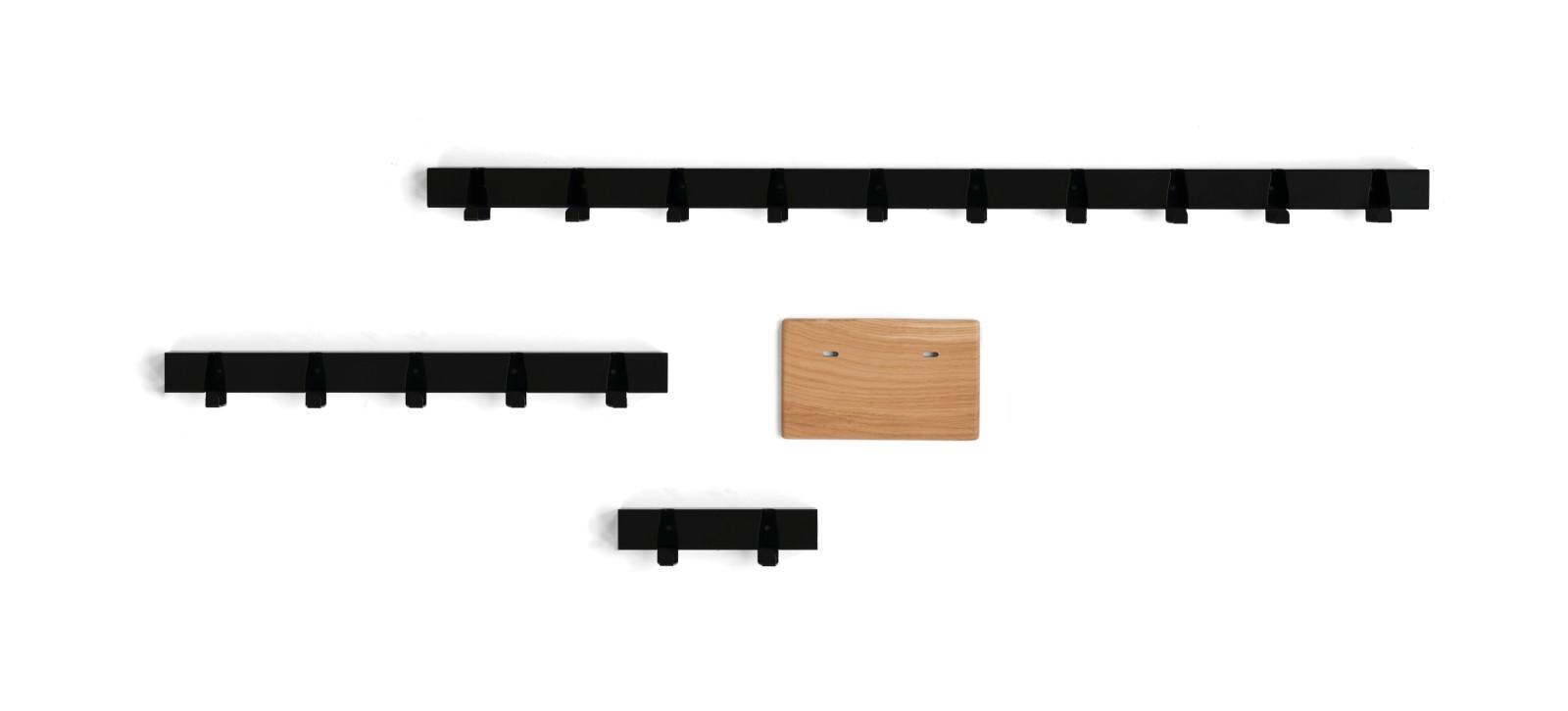 Coatrack by the Meter set 'random' in black