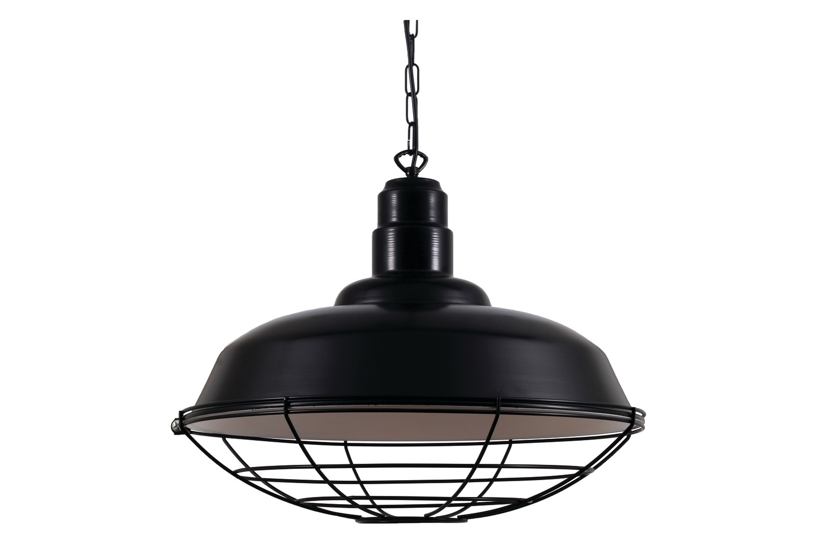 Cobal Pendant Light Powder Coated Black
