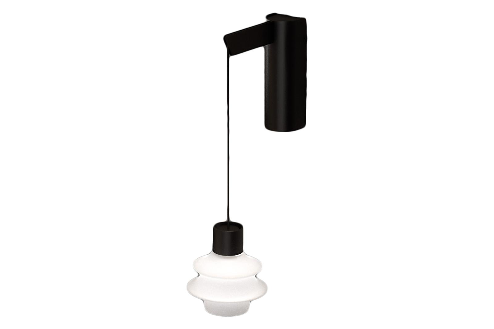 Drop A/01 Wall Light Transparent Glass