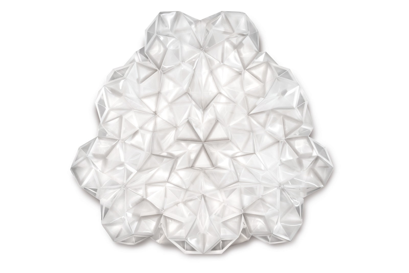 Drusa Ceiling Light Drusa White