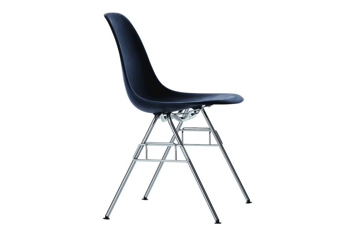 DSS-N Side Chair 01 basic dark, 04 basic dark for carpet