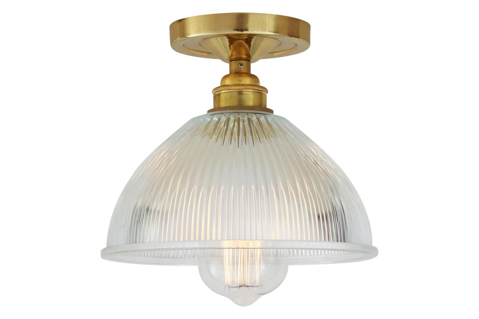 Erbil Ceiling Light Polished Brass