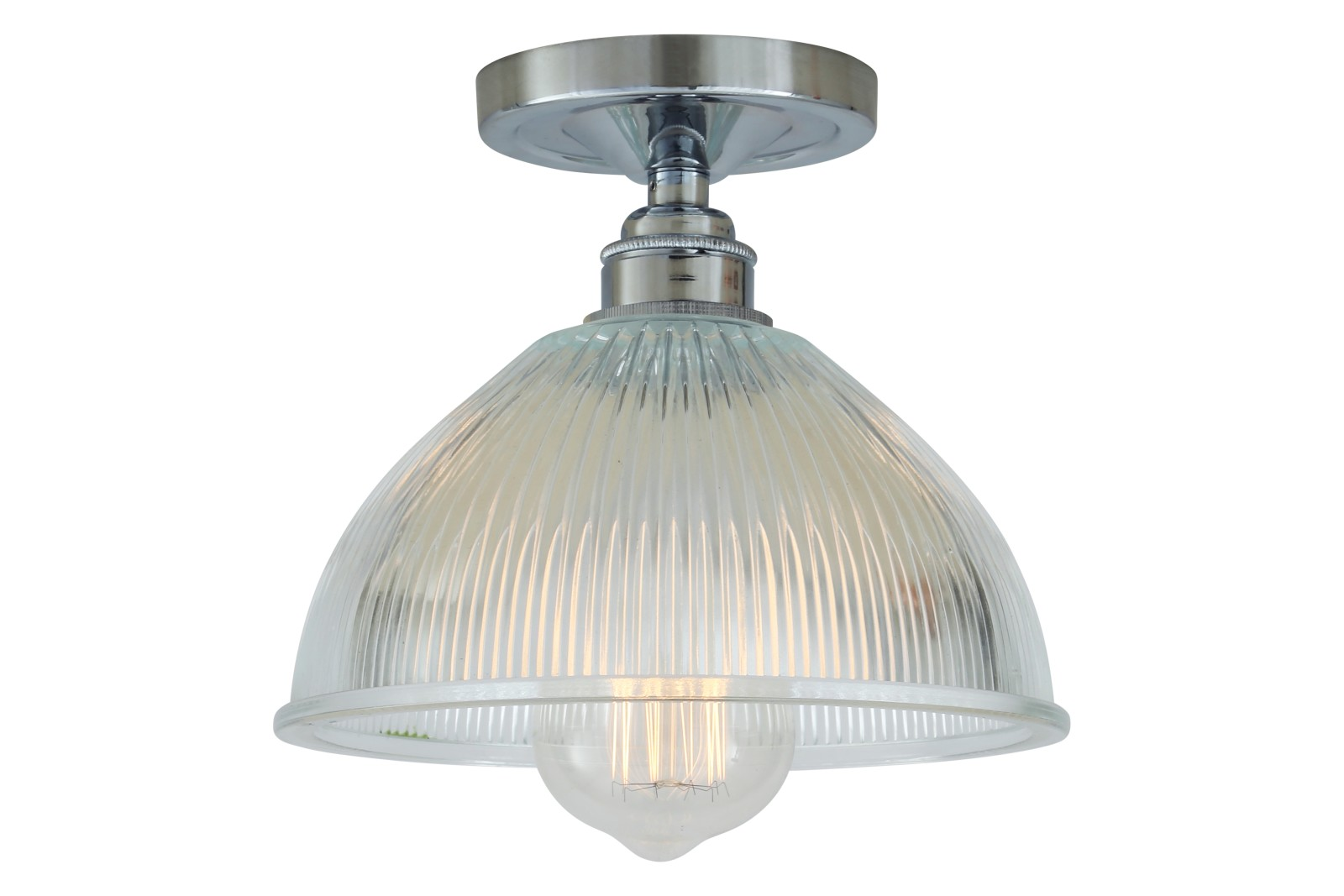 Erbil Ceiling Light Polished Chrome