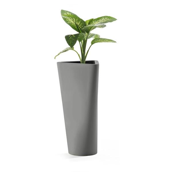 Eve Vase Basalt Grey, 71cm
