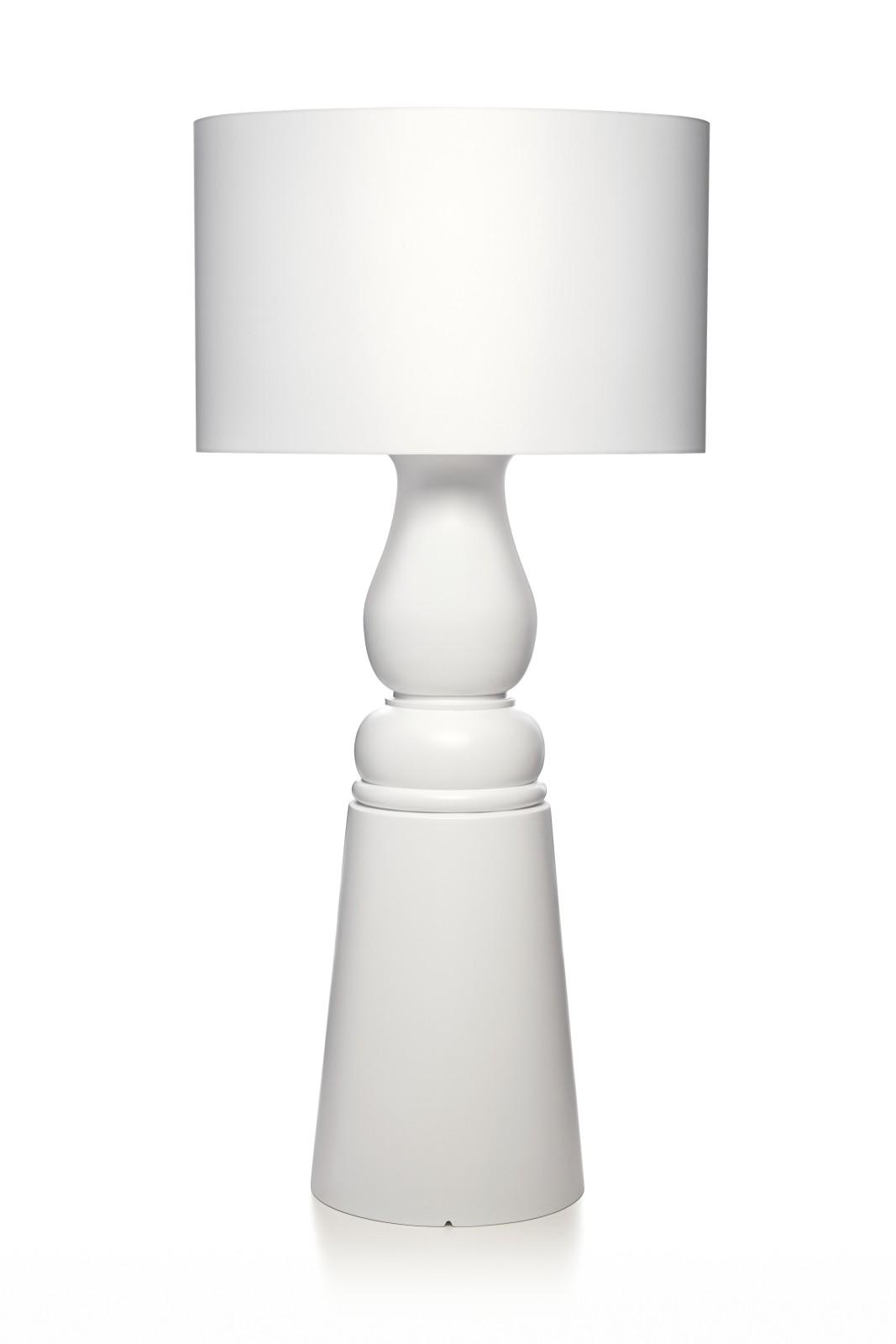 Farooo Floor Lamp Large, White