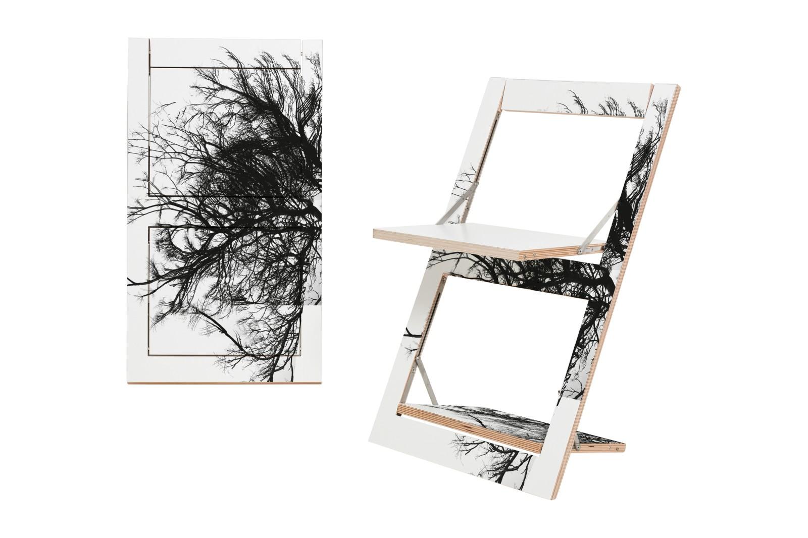Fläpps Folding Chair Baum