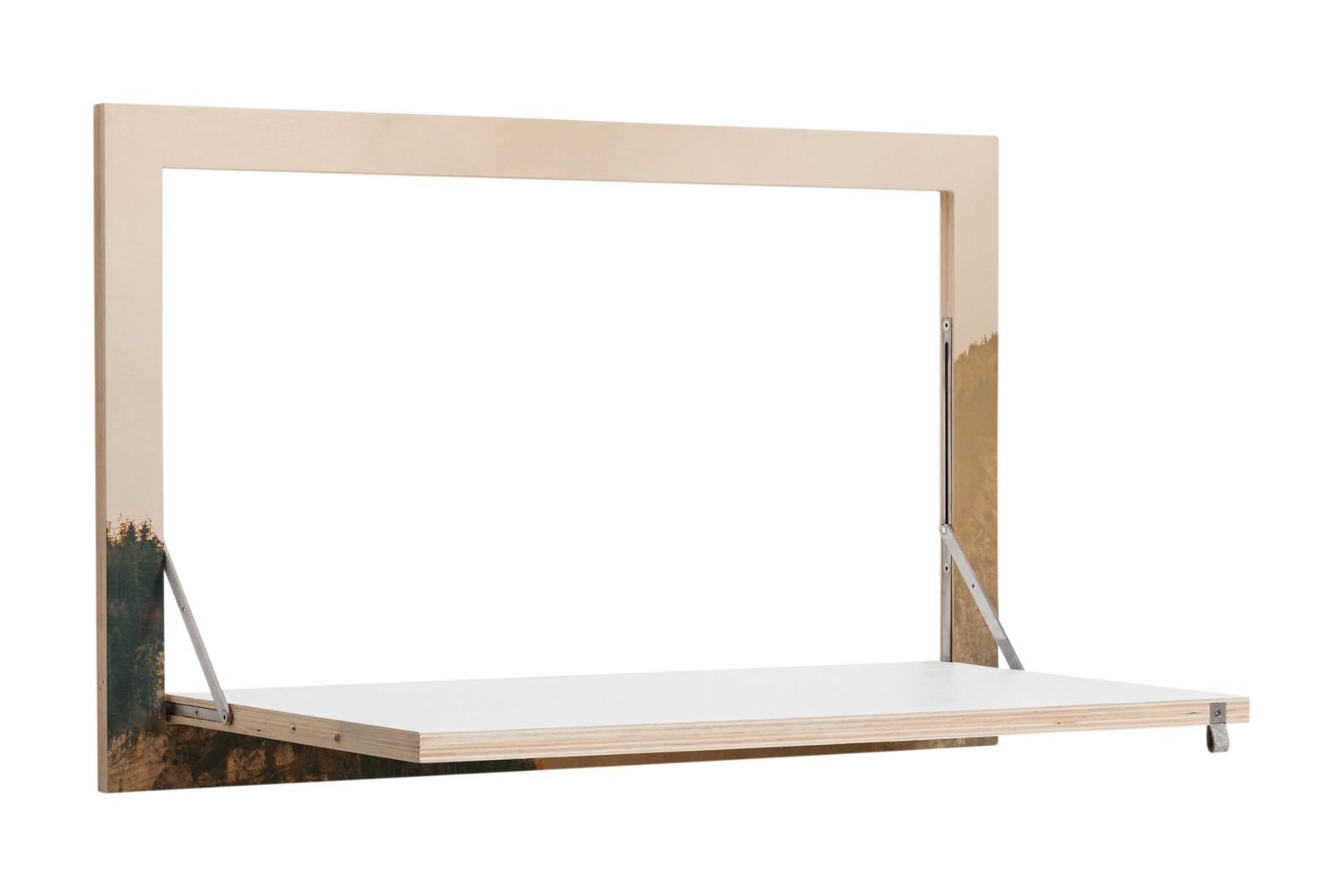 Fläpps Secretary Wall Desk Alps