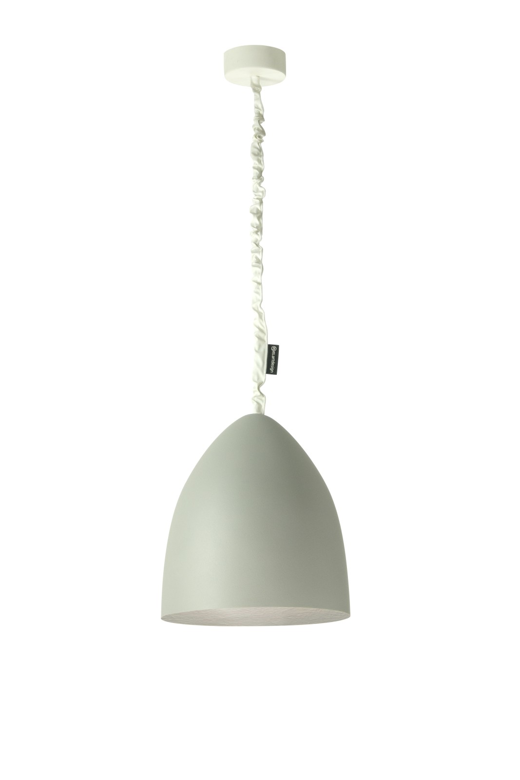 Flower S Pendant Light Grey, Silver