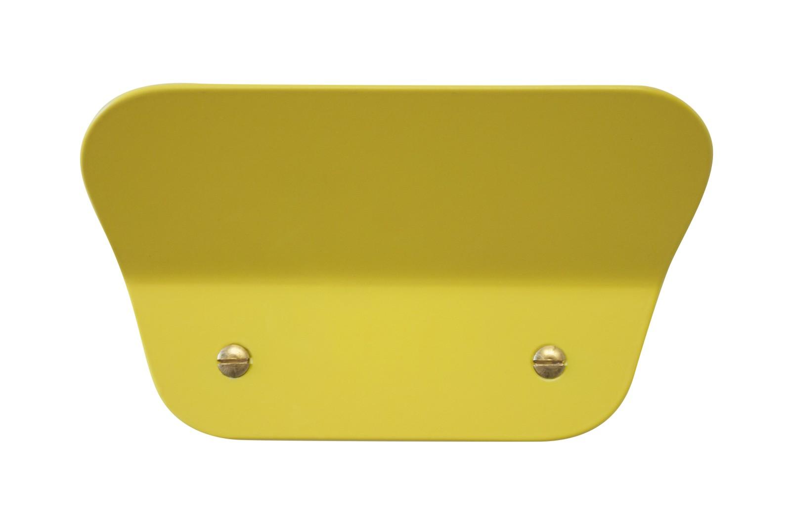 Folded Hooks Yellow