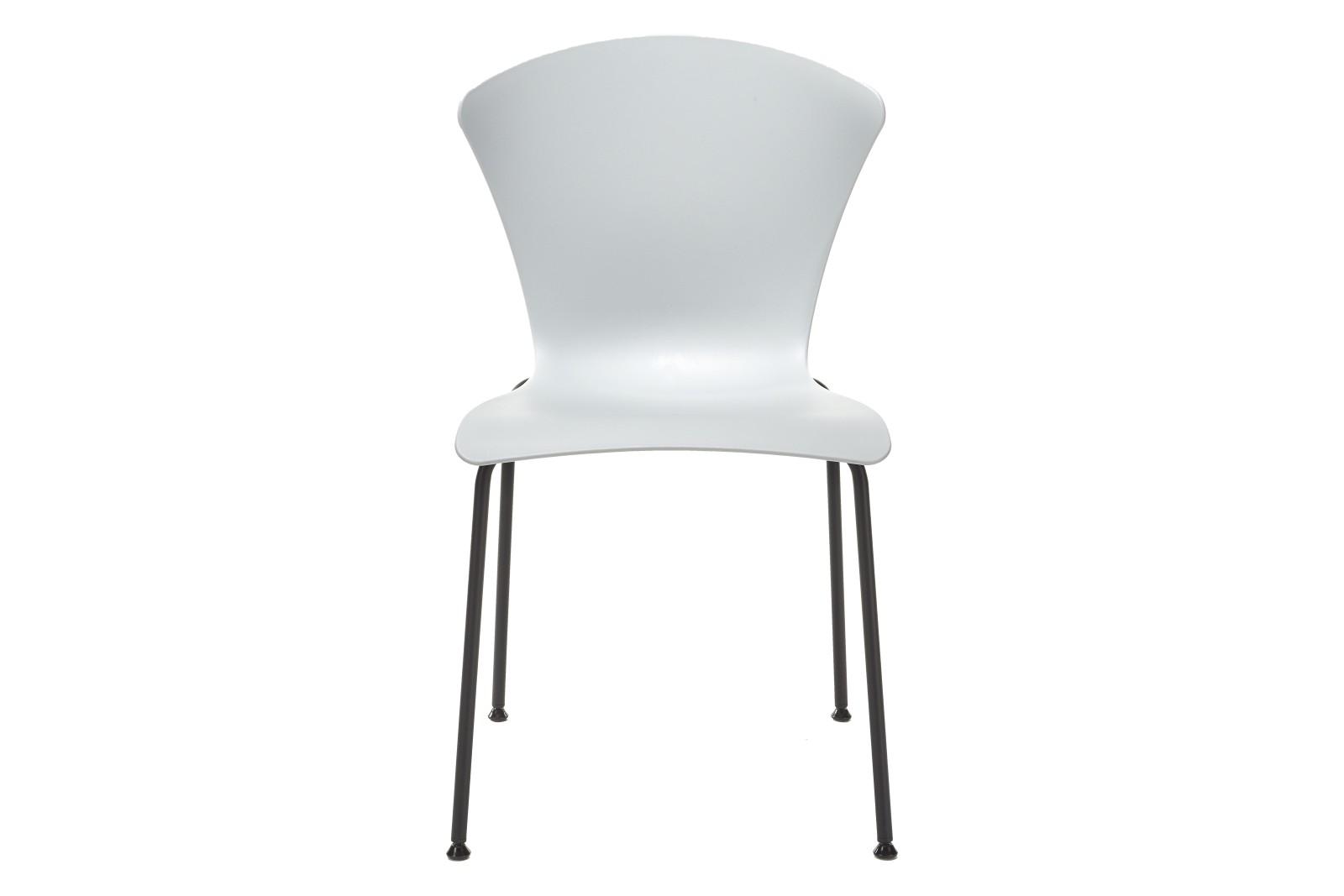 Glaze Work-Cafe Chair Pearl Grey