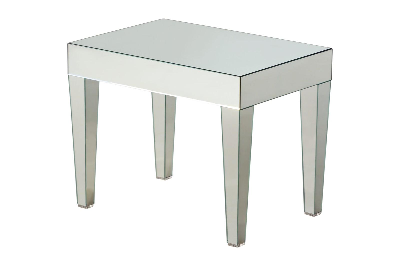 Glitter Side Table Naturale